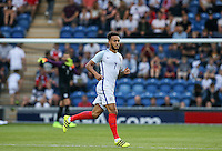 Lewis Baker (Vitesse Arnhem, loan from Chelsea) of England during the International EURO U21 QUALIFYING - GROUP 9 match between England U21 and Norway U21 at the Weston Homes Community Stadium, Colchester, England on 6 September 2016. Photo by Andy Rowland / PRiME Media Images.