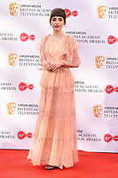 Elise Chappell<br /> arriving for the BAFTA TV Awards 2019 at the Royal Festival Hall, London<br /> <br /> ©Ash Knotek  D3501  12/05/2019