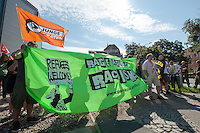 2014/08/09 Berlin | Protest gegen Neonazis in Weißensee