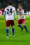 10.02.2018, Signal Iduna Park, Dortmund, GER, 1.FBL, Borussia Dortmund vs Hamburger SV, <br /> <br /> im Bild | picture shows:<br /> Andr&eacute; Hahn (HSV #11)<br /> <br /> <br /> Foto &copy; nordphoto / Rauch