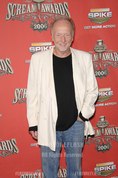 TOBIN BELL at the Spike TV Scream Awards 2006 at the Pantages Theatre, Hollywood..October 7, 2006  Los Angeles, CA.Picture: Paul Smith / Featureflash