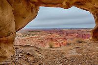 Anasazi Indian Ruins at Canyonlands National Park