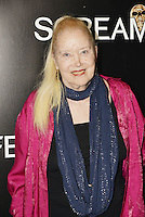 HOLLYWOOD,CA - OCTOBER 18: Sally Kirkland attends the TRASH FIRE / Screamfest red carpet at TCL Chinese Theater in Hollywood, California on October 18, 2016. Credit: Koi Sojer/Snap'N U Photos /MediaPunch
