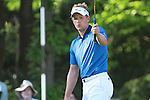 Luke Donald in the third round of the BMW PGA championship 2010 at Wentworth golf club, Surrey, England..Picture Manus O'Reilly/Newsfile.ie