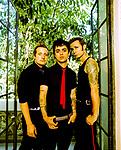 Green Day, July '04, 0407005, © 2004 Joe Giron/Repfoto
