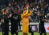 Eintracht bedankt sich trotz Niederlage bei den Fans - 19.09.2019:  Eintracht Frankfurt vs. Arsenal London, UEFA Europa League, Gruppenphase, Commerzbank Arena<br /> DISCLAIMER: DFL regulations prohibit any use of photographs as image sequences and/or quasi-video.