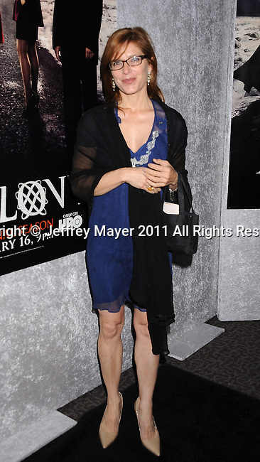 """LOS ANGELES, CA - January 12: Melora Walters attends HBO's """"Big Love"""" Season 5 party at the Directors Guild Of America on January 12, 2011 in Los Angeles, California."""