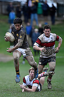 College Rugby - Wellington College v Scots College at Wellington College, Wellington, New Zealand on Saturday 20 June 2015.<br /> Photo by Masanori Udagawa. <br /> www.photowellington.photoshelter.com.
