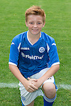 St Johnstone FC Academy Under 15's<br /> Ben Sellars<br /> Picture by Graeme Hart.<br /> Copyright Perthshire Picture Agency<br /> Tel: 01738 623350  Mobile: 07990 594431