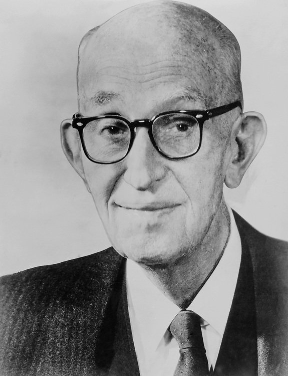 Sen. Carl Hayden, D-Ariz. in 1965. (Photo by CQ Roll Call)