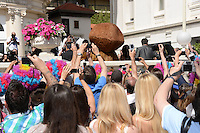 Atmosphere at the Madagaskar III photocall at Carlton hotel during Cannes International Film Festival in Cannes, France, 17.05.2012..Credit: Timm/face to face /MediaPunch Inc. ***FOR USA ONLY***