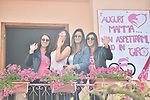 Sign on before the start of Stage 9 of the 2018 Giro d'Italia, running 225km from Pesco Sannita to Gran Sasso d'Italia (Campo Imperatore), this year's Montagna Pantani, Italy. 13th May 2018.<br /> Picture: LaPresse/Massimo Paolone | Cyclefile<br /> <br /> <br /> All photos usage must carry mandatory copyright credit (&copy; Cyclefile | LaPresse/Massimo Paolone)