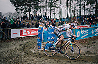 European CX Champion VAN DER POEL Mathieu (NED/Corendon-Circus) is dominant once again<br /> <br /> GP Sven Nys (BEL) 2019<br /> DVV Trofee<br /> ©kramon