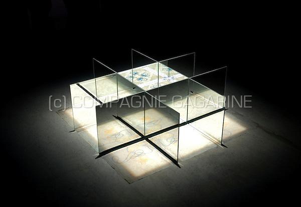 """""""Slow - Anders Kijken"""" exhibition from curator Marina Yee in the Z33 Modern Art museum in Hasselt (Belgium, 09/02/2008)"""