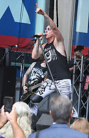 Dee Snider performs on Fox & Friends All-American Summer Concert Series