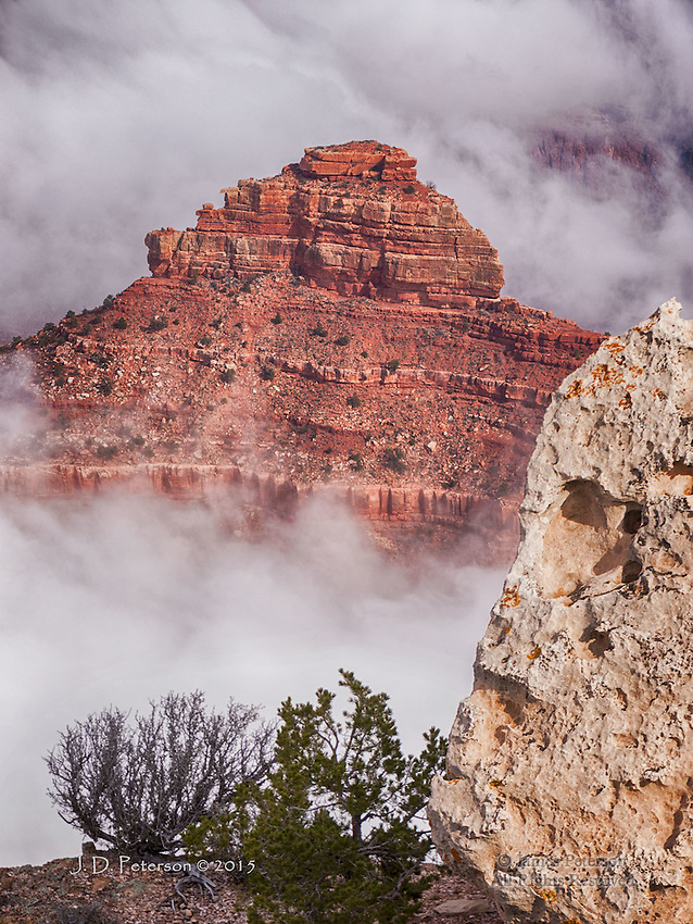 Above The Clouds 2, Grand Canyon