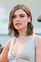 VENICE, ITALY - SEPTEMBER 5: Silvia Busuioc attends the premiere for Mother during the 74th Venice Film Festival on September 5, 2017 in Venice, Italy.<br /> CAP/BEL<br /> &copy;BEL/Capital Pictures