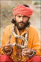 2006- Inde- Orcha, charmeur de serpents.