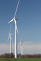 Wind Turbines and Aircraft