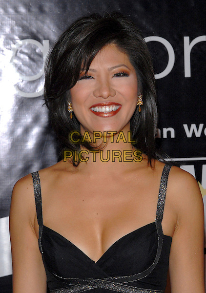 JULIE CHEN.The 2006 American Women in Radio & Television's Gracie Allen Awards Gala held at the Marriott Marquis, New York, New York, USA..June 19th, 2006.Photo: Paul Hawthorne/AdMedia/Capital Pictures.Ref: PH/ADM.headshot portrait.www.capitalpictures.com.sales@capitalpictures.com.© Capital Pictures. *** Local Caption ***