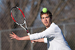 Kalamazoo College Men's Tennis vs Hope - 3.30.11