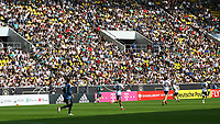 Viele freie Plätze beim öffentlichen Training - 05.06.2019: Öffentliches Training der Deutschen Nationalmannschaft DFB hautnah in Aachen