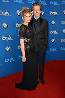 Kevin Bacon &amp; Kyra Sedgwick at the 70th Annual Directors Guild Awards at the Beverly Hilton Hotel, Beverly Hills, USA 03 Feb. 2018<br /> Picture: Paul Smith/Featureflash/SilverHub 0208 004 5359 sales@silverhubmedia.com
