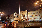 SKOPJE, Republic of MACEDONIA (FYROM) January 2016.<br />