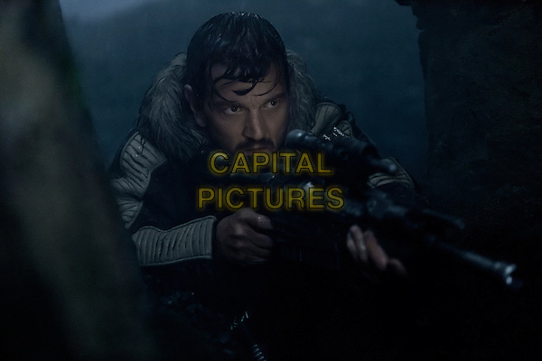Rogue One: A Star Wars Story (2016)<br /> Cassian Andor (Diego Luna)<br /> *Filmstill - Editorial Use Only*<br /> CAP/KFS<br /> Image supplied by Capital Pictures