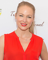 LAS VEGAS, NV - April 5 : Jewel accepts 10K donation from Pure Via on behalf of Project Clean Water  and kicks off partnership with Pure Via at ACM Party For A Cause at The Linq in Las Vegas, NV on April 5, 2014. © Kabik/ Starlitepics ***HOUSE COVERAGE***