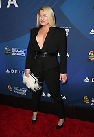 07 February 2019 - Los Angeles, California - Meghan Trainor. Delta Air Lines 2019 GRAMMY Party held at Mondrian Los Angeles. Photo Credit: Faye Sadou/AdMedia