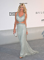 Victoria Silvstedt  at the 21st annual amfAR Cinema Against AIDS Gala at the Hotel du Cap d'Antibes.<br /> May 22, 2014  Antibes, France<br /> Picture: Paul Smith / Featureflash