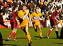 01/04/2006         Copyright Pic: James Stewart.File Name : sct_jspa06_motherwell_v_livingston.BRIAN MCLEAN CELEBRATES AFTER HE SCORES THE WINNER FOR MOTHERWELL...Payments to :.James Stewart Photo Agency 19 Carronlea Drive, Falkirk. FK2 8DN      Vat Reg No. 607 6932 25.Office     : +44 (0)1324 570906     .Mobile   : +44 (0)7721 416997.Fax         : +44 (0)1324 570906.E-mail  :  jim@jspa.co.uk.If you require further information then contact Jim Stewart on any of the numbers above.........