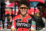 Greg Van Avermaet (BEL) BMC Racing Team arrives at sign on before the Tour de France Saitama Critérium 2017 held around the streets os Saitama, Japan. 4th November 2017.<br /> Picture: ASO/Pauline Ballet | Cyclefile<br /> <br /> <br /> All photos usage must carry mandatory copyright credit (© Cyclefile | ASO/Pauline Ballet)