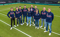 Rosmalen, Netherlands, 13 June, 2019, Tennis, Libema Open, Account managers KNLTB<br /> Photo: Henk Koster/tennisimages.com