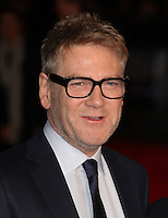 Kenneth Branagh  arriving for the UK Premiere of Jack Ryan, at Vue Leicester Square, London. 20/01/2014 Picture by: Alexandra Glen / Featureflash