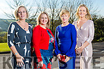 The 4th annual Connect Ladies Lunch & Fashion Afternoon, In support of Recovery Haven Cancer Support House at Ballyroe Heights Hotel on Sunday. Pictured Hazel Nix, Eileen Davis, Marie Nix, Clare Malloy