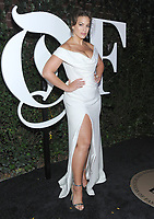 NEW YORK, NY - SEPTEMBER 09: Ashley Graham arrives at the #BoF500 gala dinner during New York Fashion Week Spring/Summer 2018 at Public Hotel on September 9, 2017 in New York City. <br /> CAP/MPI/JP<br /> &copy;JP/MPI/Capital Pictures