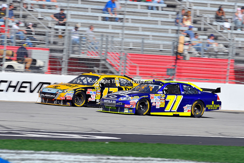 Mar 08, 2009; 2:23:16 PM; Hampton, GA, USA; NASCAR Sprint Cup Series race for the Kobalt Tools 500 at the Atlanta Motor Speedway.  Mandatory Credit: (thesportswire.net)