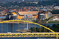 Pittsburgh's Sports Venues - Heinz Field, Mellon Arena and PNC Park