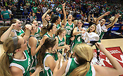 Greenland Girls Basketball Team 3A State Champions