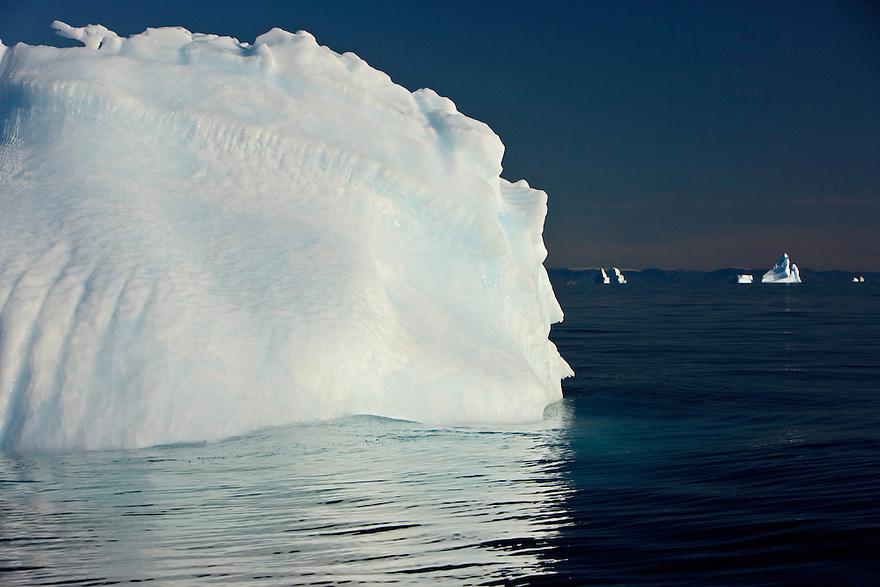 Iceberg, Disko bay, Greenland