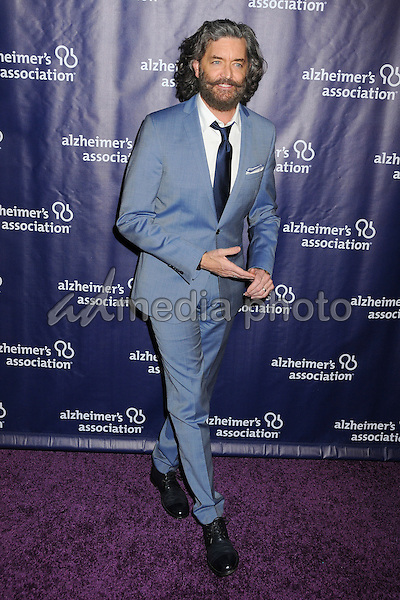 "18 March 2015 - Beverly Hills, California - Timothy Omundson. 23rd Annual ""A Night at Sardi's"" Benefit for the Alzheimer's Association held at The Beverly Hilton Hotel. Photo Credit: Byron Purvis/AdMedia"