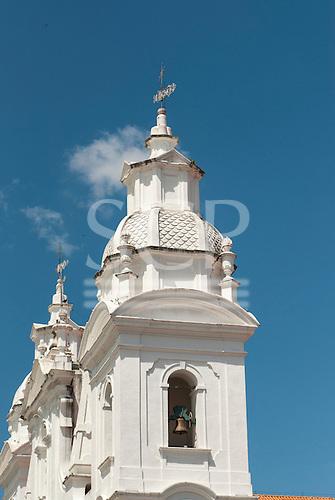 Belem, Para State, Brazil. Cathedral. Catedral da Se. The annual Cirio festival is celebrated here.