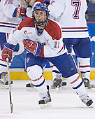 Jeremy Hall - The University of Massachusetts-Lowell River Hawks defeated the Boston College Eagles 6-3 on Saturday, February 25, 2006, at the Paul E. Tsongas Arena in Lowell, MA.