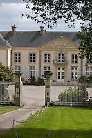France, Manche (50), Quinéville:  // France, Manche, Quineville: Château du XVIIIe // // France, Manche, Quineville: