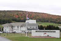 The National Soccer Hall of Fame and Museum, Oneonta, NY. Monday October 11, 2004..