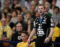 EHF Champions League Handball Damen / Frauen / Women - HC Leipzig HCL : SD Itxako Estella (spain) - Arena Leipzig - Gruppenphase Champions League - im Bild: HCL Trainer / Coach Heine Jensen. Porträt. Foto: Norman Rembarz .