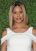 10 August 2016 - West Hollywood, California. Laverne Cox. 2016 CBS, CW, Showtime Summer TCA Party held at Pacific Design Center. Photo Credit: Birdie Thompson/AdMedia