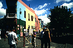 Buenos Aires- Boca. E' il barrio pi&ugrave; caratteristico della citt&agrave;. Il Caminito &egrave; un percorso pedonale dove si fanno notare gli edifici dai colori squillanti.<br /> &copy; Paolo della Corte